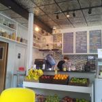 Great staff! Extremely friendly and helpful! If you want healthy food and smoothies - this is it