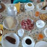 La colazione-brunch