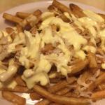 crusty fries yummmm