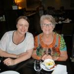 Sister-in-law and Mum @ my 50th @ Banana Palm