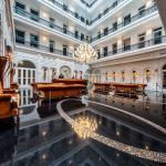 布达佩斯威望酒店