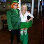 St . Patrick's day @ the Beach Front  . .