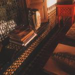 Beautifully decorated. We stayed at 3 other places in Morocco and still our favorite was Riad 9