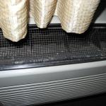 Dirty air condition unit
