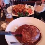 Sevensisters Steak and Guiness Pie
