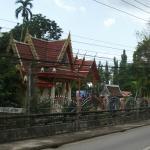 Wat Buppharam or Wat Plai Klong