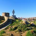 Vue du la tour génoise