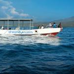 Gili Air / Gili Trawnagan Diving Boat