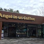 Newly opened Angel-in-us Coffee