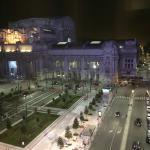Window View - Milan station