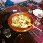 Almuerzo en Hostel, exquisito