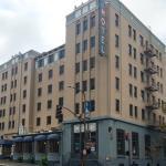 Hotel Durant exterior view