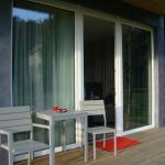 terrasse vorm zimmer
