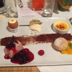 Dessertkarusell