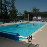 piscine extérieure chauffée
