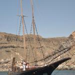 perfil mondragon boat puerto de mogan
