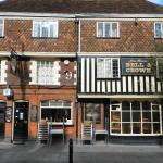 The Bell & Crown Pub, Canterbury