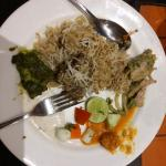 Main course - Biriyani and other stuff