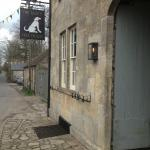 The Talbot Inn is a traditional coaching inn and pub located at Mells, Somerset