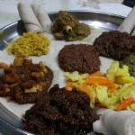 4 meats 4 Veg