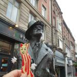 Mr. Bacon meets James Joyce 2014