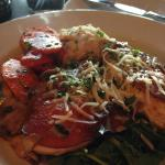 Delicious Chicken Saltimbocca