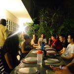 Dinner Family Style!