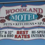 Foto de Woodland Motel
