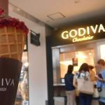 Godiva, Mitsui Outlet Park Iruma