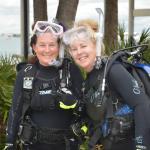 Dive Buddies (Sisters)