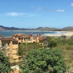 View of Tamarindo beach