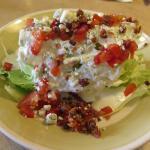 Blue Cheese salad wedge
