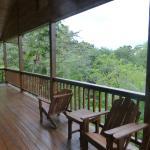 Deck at Main Lodge