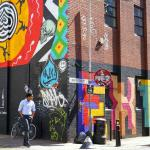 Shoreditch Street Art Tour April 2015