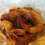 Yummy Shrimp with Sausage