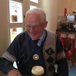 The perfect Irish Coffee.