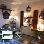 Le salon de thé