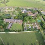 Aerial view of Valverde Eco Hotel