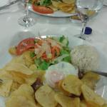 Prego em prato - 8,5€