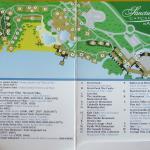 Plano del conjunto hotelero