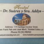 address and contact details