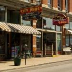 Landmark Mansfield, Ohio restaurant oldest one in town.