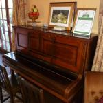 Piano too!