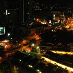 Night View from Affinity Aparta Hotel-Poblado-Medellin-CO