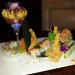 More yummy sushi