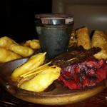 Pu- Pu Platter for Two