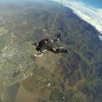 Skydive Robertson Foto