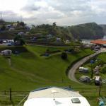 Vista general del camping