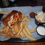 Blackened Mai Fish Basket with Fries