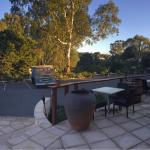 Great terrace for a wind down drink